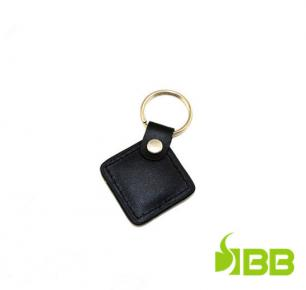 Rewritable Leather Keyfob T5577