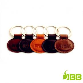 Leather Keyfob NTAG213